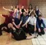 Tanzteam 2015 mit Julia